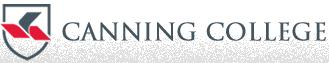 Canning college_Logo