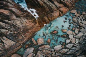 margaret river swimming
